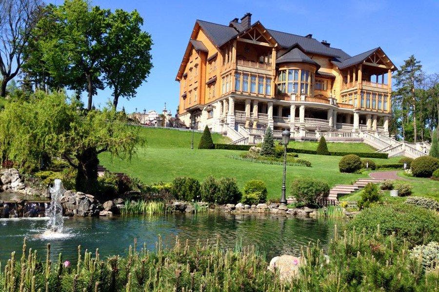 Mezhyhirya Residence photo
