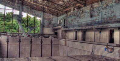 Pripyat swimming pool photo